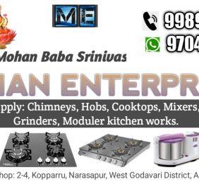 Mohan Enterprises, H...