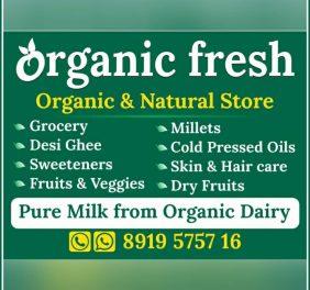 Organic Fresh