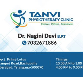 Tanvi physiotherapy ...