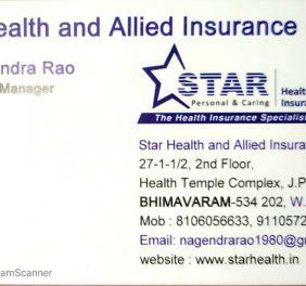 Star Health And Alli...