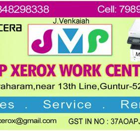 JVP XEROX WORK CENTER