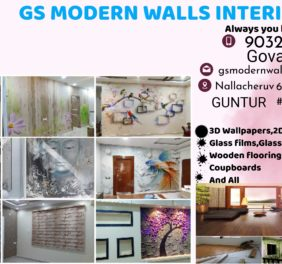 GS MODERN WALLS AND ...