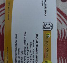 Motilal Oswal Financ...