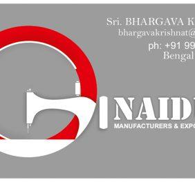 Naidu Garments.Ind