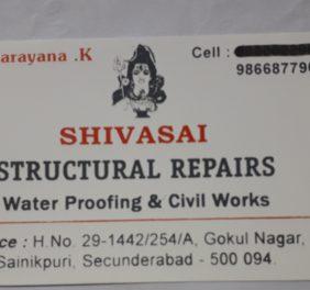 Shivasai Structural ...