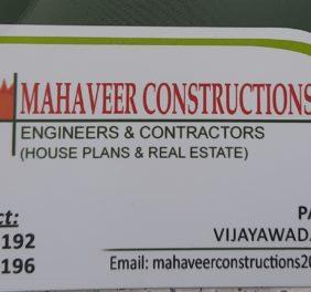 MAHAVEER CONSTRUCTIO...