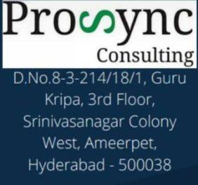 Prosync Consultancy