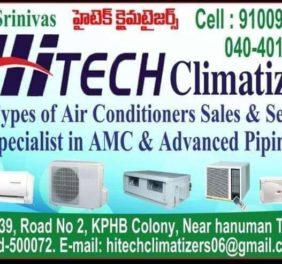 Hitech Climatizers
