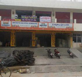 SRI DIVYASAI STEEL S...