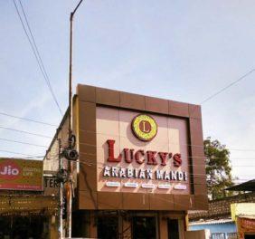 Lucky's Biryan...