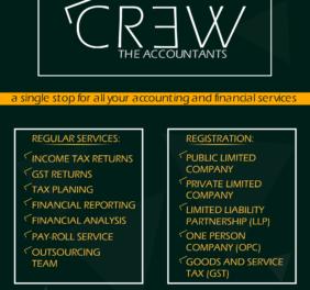 CREW THE ACCOUNTANTS