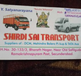 SHIRDI SAI TRANSPORT