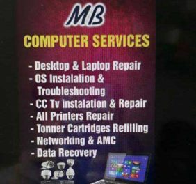 M B COMPUTER SERVICES