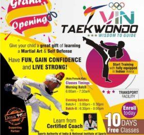 VIN Taekwondo Traini...