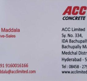 ACC Limited Ready Mi...