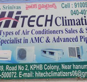Hitech Climatizets