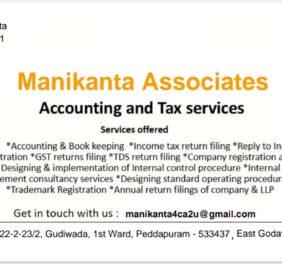 Manikanta Associates