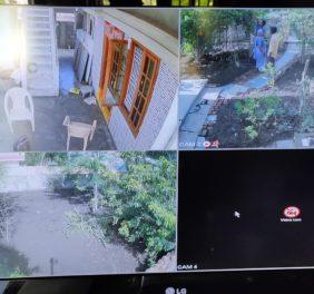 CCTV Camera Installa...