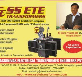 SS ETE Transformers