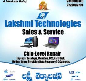 Lakshmi Technologies