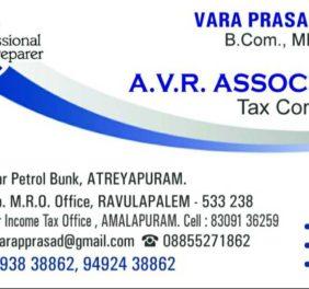 AVR Associates