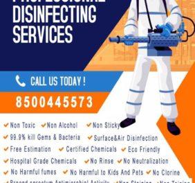 S&S Disinfectio...