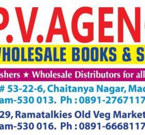 P. V. Agencies