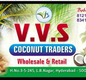 V.V.S. COCONUTS