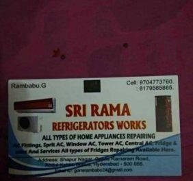 Sri Rama AC Works