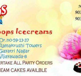 Scoops Ice Creams