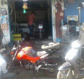 Akshayasai Bike Zone