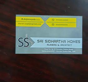 Sai Sidhartha Homes