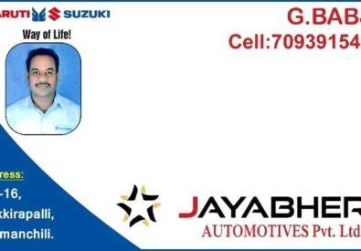 JAYABHERI AUTOMOTIVES